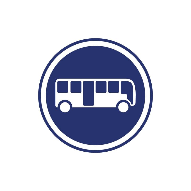 Met de autocar